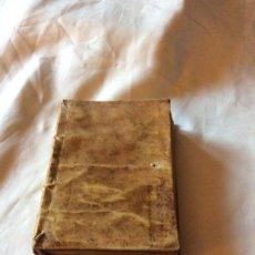 Libros antiguos: LIBRO RELIGIOSO DEL 1743. Lote 178042904
