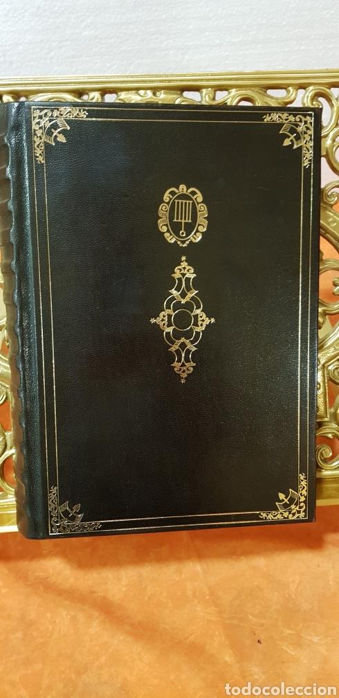 Libros antiguos: LIBRO DE HORAS DE FELIPE II con el libro estudio. - Foto 14 - 151043849