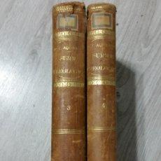 Libros antiguos: SUMMA THEOLOGIAE, S.TOMAS AQUINO, TOMOS 3 Y 4, SUMA TEOLOGIA EN LATIN. MADRID. 1782. JOSEPHI DOBLADO. Lote 178738427