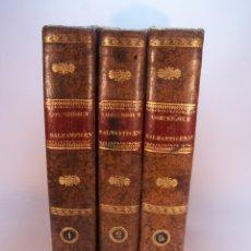 Libros antiguos: COMPENDIUM SALMANTICENSE. UNIVERSAE THEOLOGIAE MORALIS QUAESTIONES. R.P. FR. ANTONIO A S. JOSEPH.. Lote 178764825