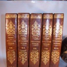 Libros antiguos: CONTROVERSIAS CRÍTICAS CON LOS RACIONALISTAS. P. FR. BALTASAR YAÑEZ DEL CASTILLO. VALLADOLID. 1854.. Lote 178769030