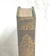 Libros antiguos: LA UNICA COSA NECESARIA PENSAMIENTOS, REFLEXIONES Y ORACIONES DE GERAMB AÑO 1856, 374 PAG. Lote 178874127