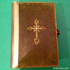 Libros antiguos: DEVOCIONARIO EL IRIS DEL CRISTIANO 1878. Lote 178888113
