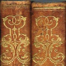 Libros antiguos: SEGUNDO FRANCO, RESPUESTAS A LAS OBJECIONES MAS COMUNES CONTRA LA RELIGION, LOS DOS TOMOS. Lote 179020033