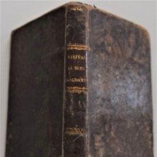 Libros antiguos: VISITAS AL SANTÍSIMO SACRAMENTO Y A MARÍA SANTÍSIMA - BEATO ALFONSO MARÍA LIGUORI - MÉJICO 1835. Lote 179183068