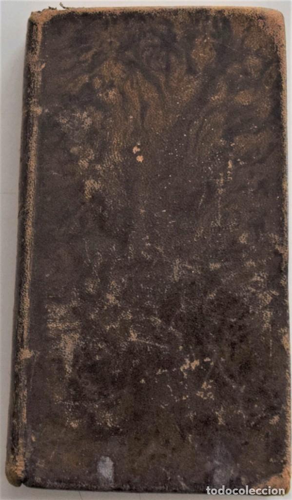 Libros antiguos: VISITAS AL SANTÍSIMO SACRAMENTO Y A MARÍA SANTÍSIMA - BEATO ALFONSO MARÍA LIGUORI - MÉJICO 1835 - Foto 2 - 179183068