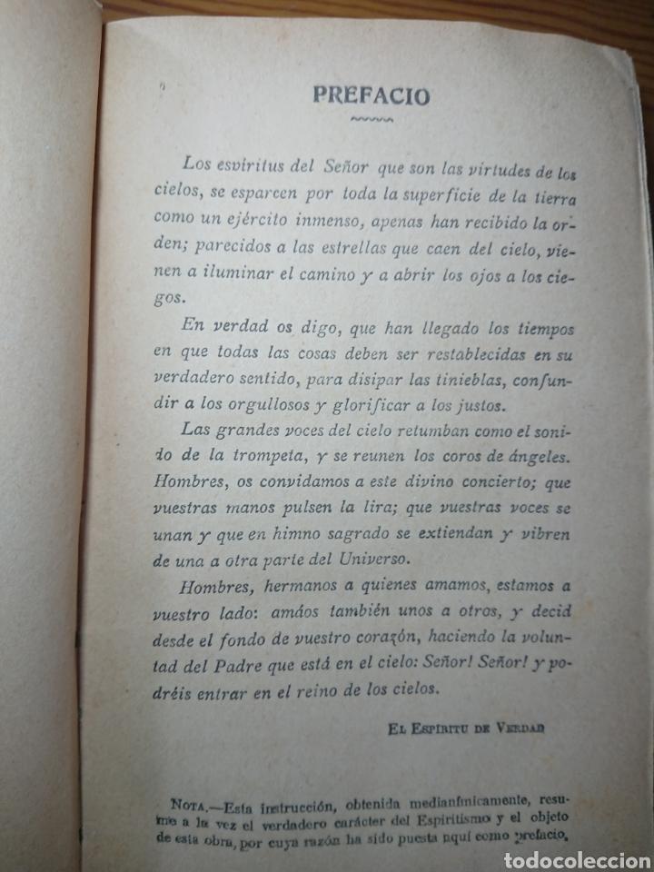 Libros antiguos: El Evangelio según el Espiritismo, Allan Kardec, Editoral Maucci - Foto 6 - 179396491