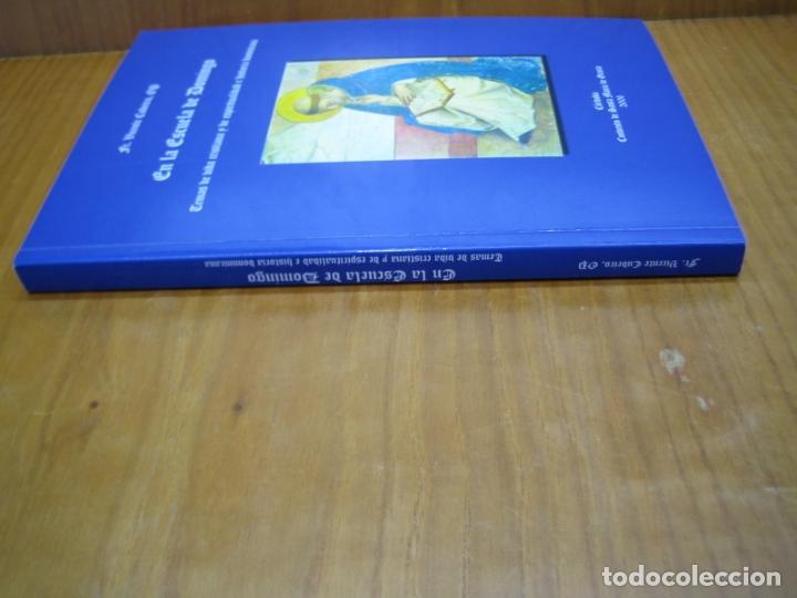 Libros antiguos: Libro religioso. En la escuela de Domingo. Córdoba - Foto 3 - 179548375