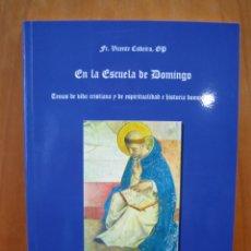 Libros antiguos: LIBRO RELIGIOSO. EN LA ESCUELA DE DOMINGO. CÓRDOBA. Lote 179548375