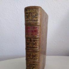 Libros antiguos: CONCILIO DE TRENTO - IMPRENTA REAL 1785. Lote 179925118