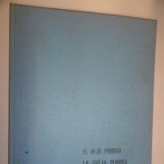 Libros antiguos: PARÁBOLAS - LORENZO GOMIS Y ROSARIO BOFIL 1961. Lote 179518891