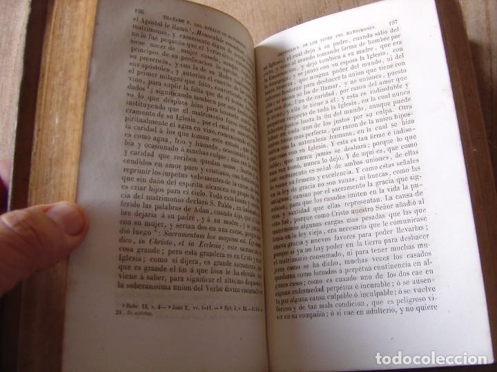 Libros antiguos: TRATADO DE LA PERFECCIÓN EN TODOS LOS ESTADOS DE LA VIDA DEL CRISTIANO.TOMO II 1873 - Foto 6 - 180918191