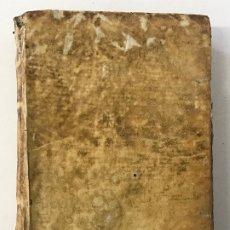 Libros antiguos: CEREMONIAL MONASTICO, CONFORME AL BREVIARIO, Y MISAL. PAULO V MADRID. IMPRENTA PEDRO MARÍN, 1774.. Lote 181122412