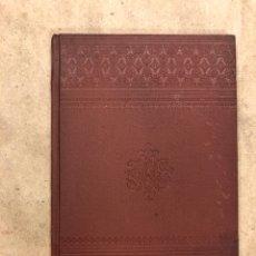 Libros antiguos: LIBRITO DEL EXAMEN PARTICULAR Y GENERAL DE INTENDENCIA. IMPRENTA CORAZÓN DE JESÚS 1893. Lote 181627517