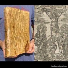 Libros antiguos: 1751 - FLOS SANCTORUM - VIDAS DE LOS SANTOS - RIBADENEYRA - TORMENTOS DE LOS MARTIRES. Lote 181738668