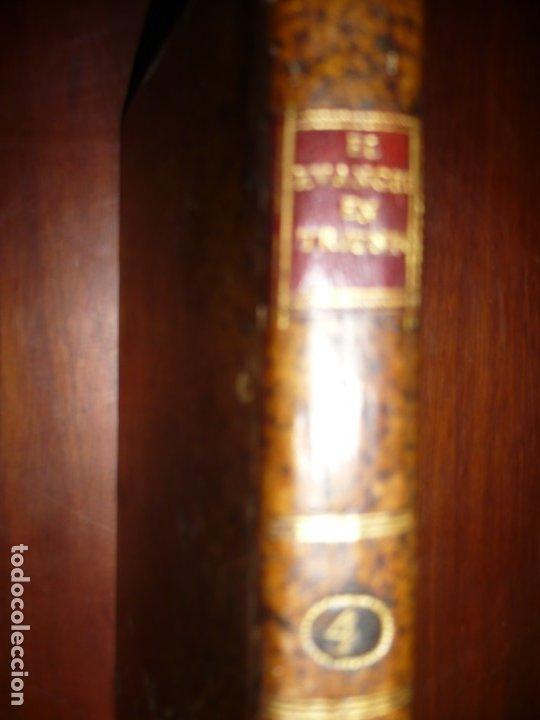 Libros antiguos: EL EVANGELIO EN TRIUNFO O HISTORIA DE UN FILOSOFO DESENGAÑADO 1799 MADRID TOMO 4º EDICI 4ª - Foto 8 - 182231192