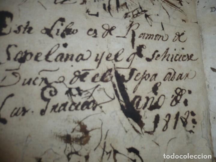 Libros antiguos: EL EVANGELIO EN TRIUNFO O HISTORIA DE UN FILOSOFO DESENGAÑADO 1798 VALENCIA TOMO 2º EDICI 3ª - Foto 8 - 182231963