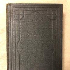 Libros antiguos: APRECIO Y ESTIMA DE LA DIVINA GRACIA. V.P. JUAN EUSEBIO NIEREMBERG. EDITADO SOBRE 1890. Lote 182236421