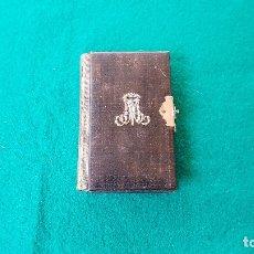 Libros antiguos: DEVOCIONARIO EL ANGEL DE LA INFANCIA (1897). Lote 182357101