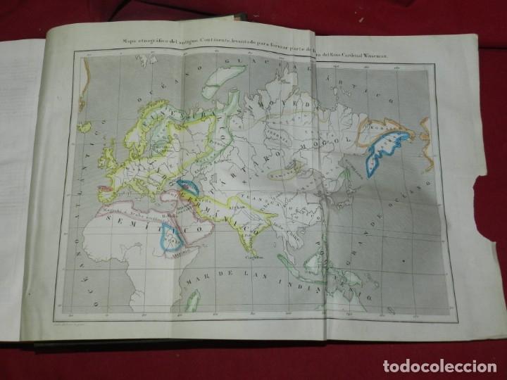Libros antiguos: (MF) EL ABATE DU-CLOT - VINDICIAS DE LA SANTA BIBLIA CONTRA LOS TIROS DE LA INCREDILIDAD, BCN 1854 - Foto 2 - 182357330