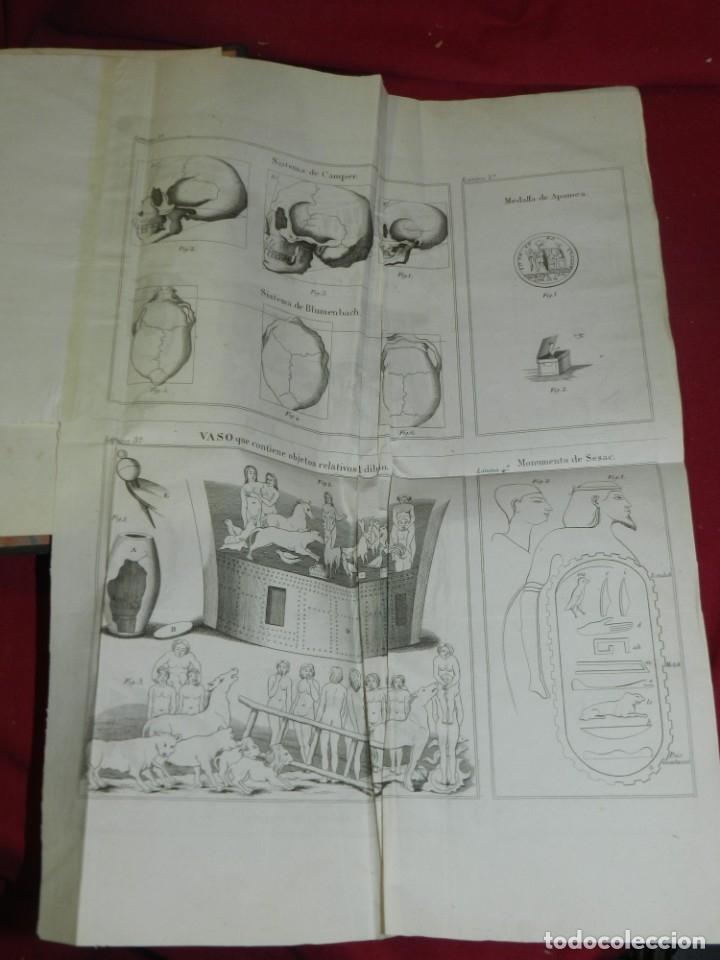 Libros antiguos: (MF) EL ABATE DU-CLOT - VINDICIAS DE LA SANTA BIBLIA CONTRA LOS TIROS DE LA INCREDILIDAD, BCN 1854 - Foto 3 - 182357330