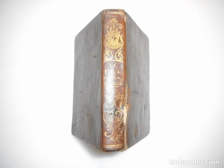 LA BIBLIA DE LA INFANCIA Ó SEA BOSQUEJO HISTÓRICO Y DOGMÁTICO DE LA RELIGIÓN VERDADERA Y96860 (Libros Antiguos, Raros y Curiosos - Religión)