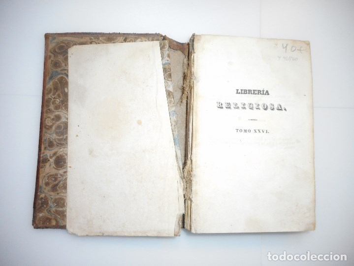 Libros antiguos: La Biblia de la infancia ó sea bosquejo histórico y dogmático de la religión verdadera Y96860 - Foto 3 - 182372302