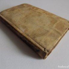 Libros antiguos: LIBRERIA GHOTICA. ANTONIO ARBIOL. ESTRAGOS DE LA LUXURIA Y SUS REMEDIOS. 1726.MÍSTICA. PERGAMINO.. Lote 182425356