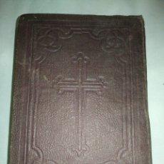 Libros antiguos: OFICIOS Y MISAS SEMANA SANTA 1884.. Lote 182433575