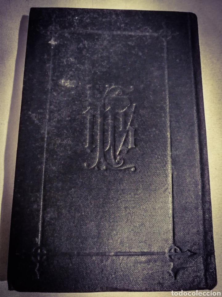 Libros antiguos: DEVOCIONARIO MANUAL EJERCICIOS COTIDIANOS CRISTIANOS.1894 - Foto 7 - 182433735