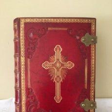 Libros antiguos: GRAN MISAL ROMANO. Lote 182489047