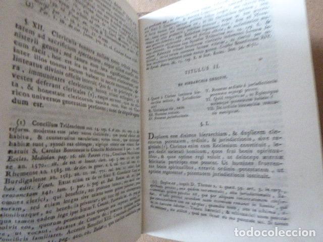 Libros antiguos: JOANNIS DEVOTI, DEI ET APOSTOLICE SEDIS GRATIA... MATRITI, 1819. TYPOGRAPHIA CALLIS VULGO DE LA - Foto 4 - 182951280