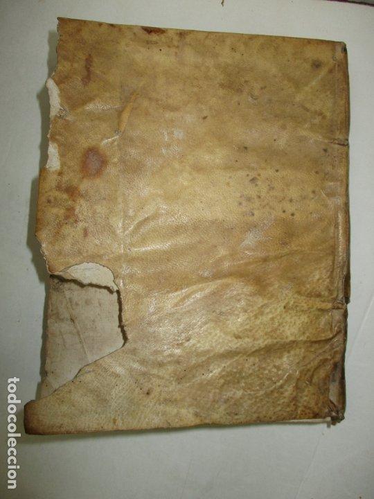 Libros antiguos: MYSTICA CIUDAD DE DIOS, MILAGRO DE SU OMNIPOTENCIA, Y ABYSMO DE LA GRACIA. 1684. - Foto 7 - 182969306