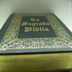 Libros antiguos: SAGRADA BIBLIA FÉLIX TORRES AMAT EDICIÓN 1884. Lote 183020088