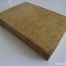 Libros antiguos: LIBRERIA GHOTICA. VIDA,MARTYRIOS Y GRANDEZAS DE SANTA EULALIA,PATRONA DE BARCELONA.1770.PERGAMINO. Lote 183037707