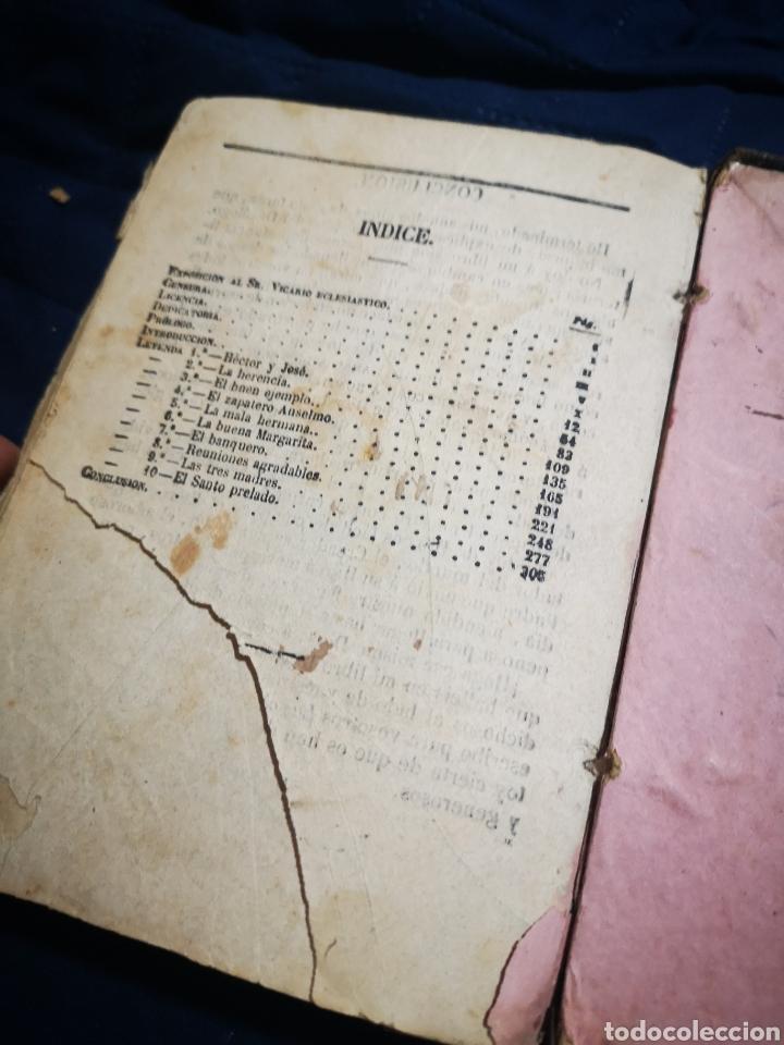 Libros antiguos: LA LEY DE DIOS, COLECCION DE LEYENDAS BASADAS EN PRECEPTOS DEL DECÁLOGO - MARÍA SINUÉS AÑO 1858 - Foto 6 - 183201232