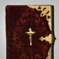 Libros antiguos: DEVOCIONARIO EL DIAMANTE DE LA CRUZ. 1857. Lote 183430458
