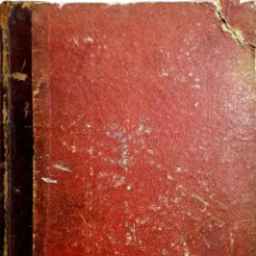 Libros antiguos: 1854.VIDA Y VIRTUDES DE LA VENERABLE MADRE SOR MARIA DE LA SANTISIMA TRINIDAD. L. Lote 183672215
