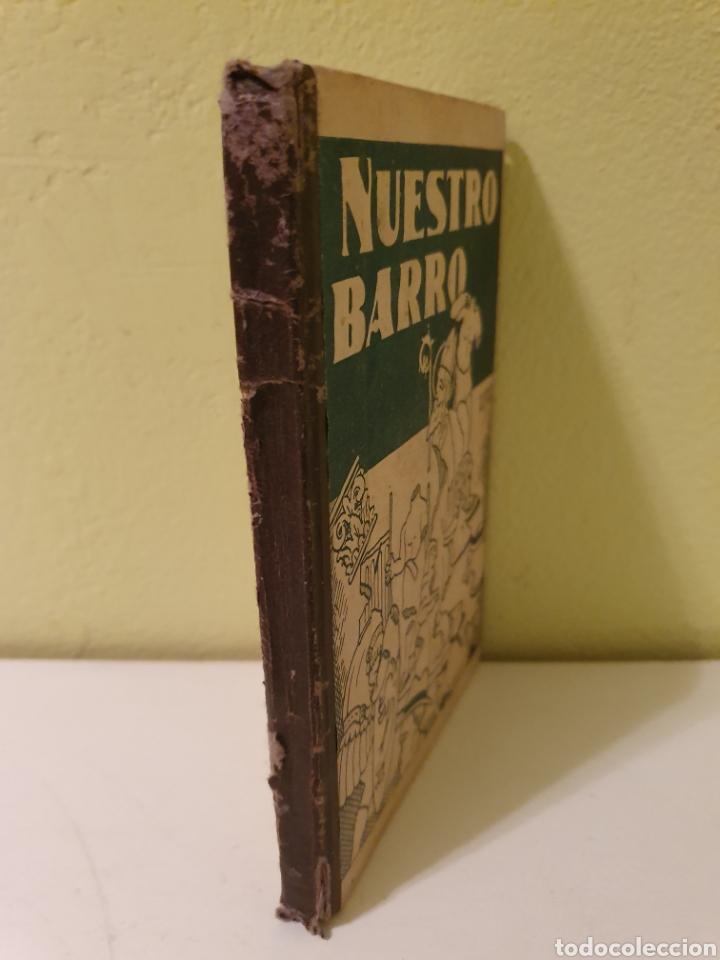 Libros antiguos: ANTIGUO LIBRO NUESTRO BARRO PALENCIA 1938 - Foto 2 - 183864296