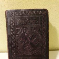 Libros antiguos: ANTIGUO LIBRO MES DE LAS FLORES 1874 S.XIX. Lote 183865090