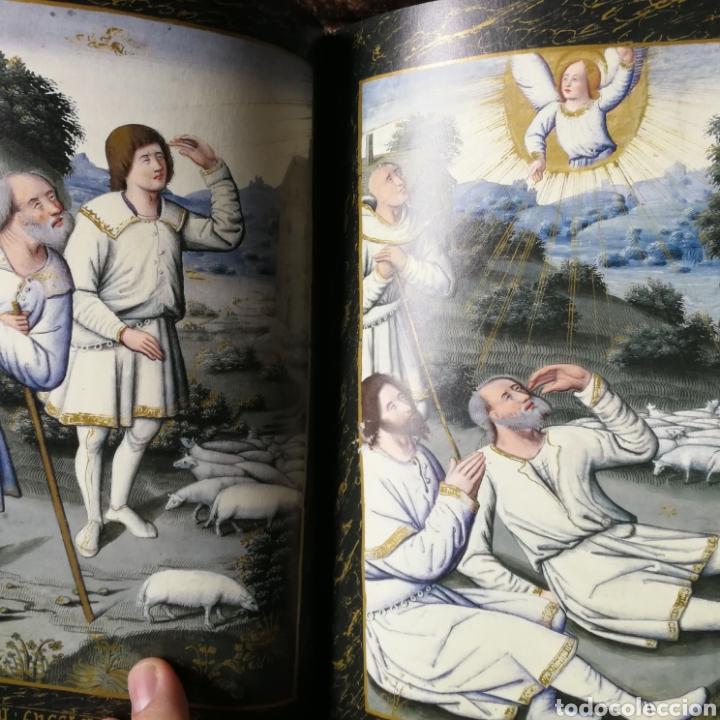 FACSÍMIL LIBRO DE HORAS DE ENRIQUE IV DE FRANCIA. MOLEIRO (Libros Antiguos, Raros y Curiosos - Religión)