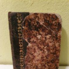 Libros antiguos: LIBRO ASOCIACIÓN DE HIJAS DE LA PURÍSIMA E INMACULADA CONCEPCIÓN MADRID AÑO DE 1853 S.XIX. Lote 184225151