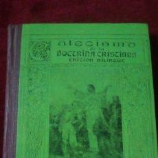 Libros antiguos: DOCTRINA CRISTIANA. AÑO 1922. Lote 184611272