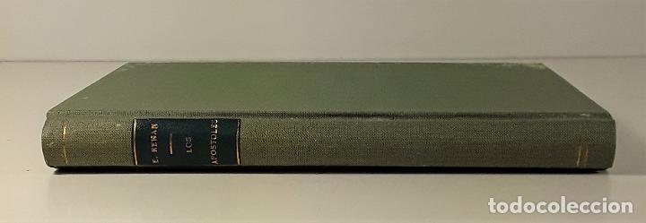 LOS APÓSTOLES. ERNESTO RENAN. EDIT. LA ILUSTRACIÓN. BARCELONA. 1868. (Libros Antiguos, Raros y Curiosos - Religión)