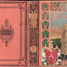 Libros antiguos: VICENTE AGUSTÍ . VIDA DE SAN ESTANISLAO DE KOSTKA (SUBIRANA, 1893). Lote 184748981