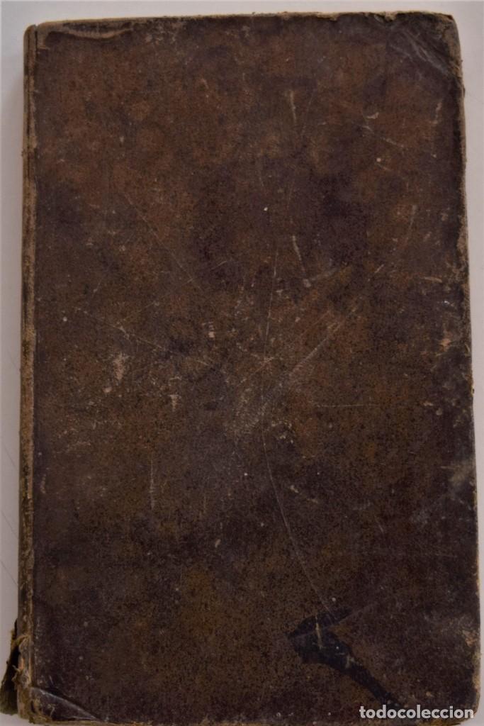 EL NUEVO TESTAMENTO TRADUCIDO AL ESPAÑOL DE LA VULGATA LATINA - PHELIPE SCIO DE S. MIGUEL - AÑO 1837 (Libros Antiguos, Raros y Curiosos - Religión)