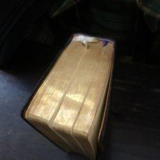 Libros antiguos: MISSEL QUOTIDIEN ET VISPÉRAL. LEFEBVRE, G. GRANDE ÉDITION. DE BROUWER. BELGIUM, 1936. Lote 185683411