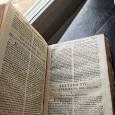 Libros antiguos: LIBRO 1770. DIRECTORIO MORAL. FRANCISCO ECHARRI. Lote 185779678