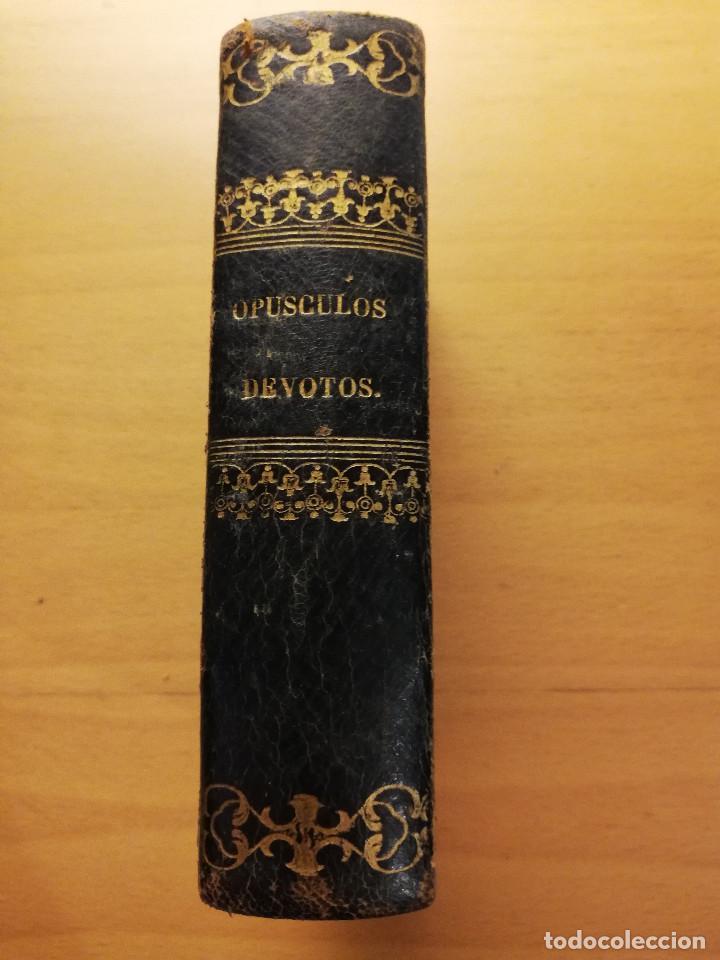 Libros antiguos: NUEVE ORACIONES A MARÍA SANTÍSIMA COMPUESTAS POR SAN ALFOSO DE LIGORIO (1859) OPUSCULOS DEVOTOS - Foto 12 - 186068342