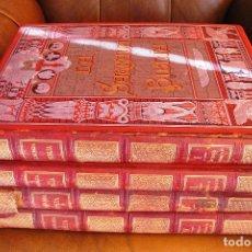 Libros antiguos: SAGRADA BIBLIA -EDICIÓN LUJO - TORRES AMAT. Lote 136409758